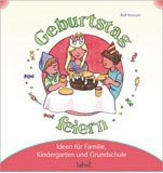 Mit Kindern Geburtstag feiern, Praxisbuch