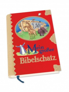 Mein großer Bibelschatz, biblische Geschichten Christliche Bücher