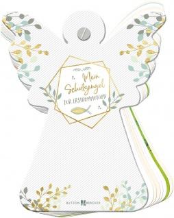 Mein Schutzengel Erstkommunion Gebetefächer Geschenkbuch Irmgard Partmann Gebete