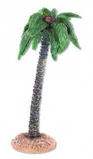Krippen Palme 2 teilig 15 cm Zubehör für Weihnachtskrippe