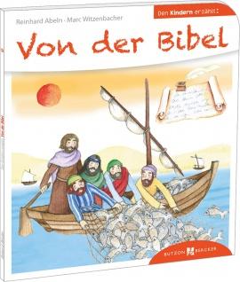 Von der Bibel den Kindern erzählt Kinderbuch Abeln Witzenbacher
