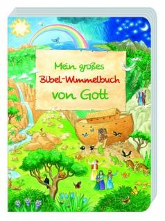 Mein großes Bibel-Wimmelbuch von Gott Christliche Bücher