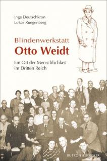 Blindenwerkstatt Otto Weidt, Jugendbuch Christliche Bücher