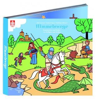CD Himmelswege, Geschichten und Lieder Christliche Bücher