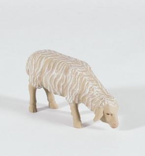 Krippenfigur Schaf fressend Heimat-Krippe 20 cm Krippen Figur Weihnachten - Vorschau