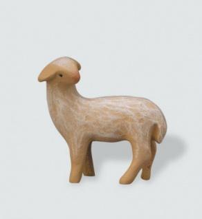 Gelenberg Krippe Schaf stehend rückblickend 14 cm Krippen Figur Weihnachten - Vorschau