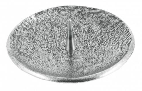 Kerzenständer Silberbronze 11 cm Kerzenleuchter