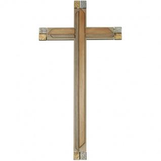 Kreuz Kruzifix besinnlich Holzkreuz geschnitzt Südtirol Wandkreuz