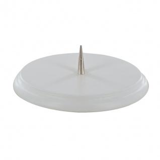 Kerzenteller Gottes Segen zur Taufe 13 cm Kerzenhalter