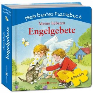 Puzzlebuch Meine liebsten Engelgebete, neue Reimgebete Christliche Bücher