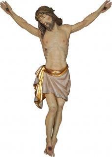 Christuskörper Holzfigur geschnitzt Südtirol