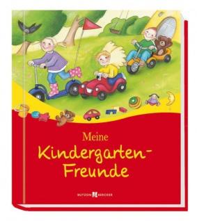 Meine Kindergarten-Freunde, Freundschaftsbuch Christliche Bücher