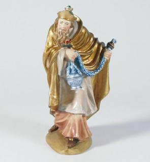 Krippenfigur König stehend Mesner-Krippe 22 cm Krippen Figur Weihnachten
