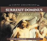 Surrexit Dominus, Audio-CD Canto Gregoriano