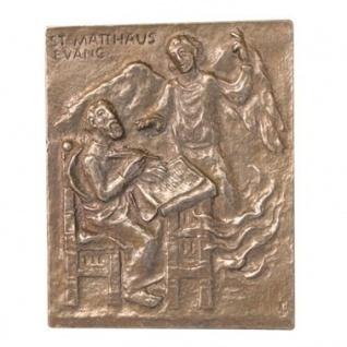 Namenstag Matthäus Bronze 13 x 10 cm