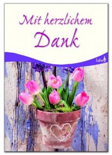 Geschenkbuch Mit herzlichem Dank, Dankbarkeit Christliche Bücher - Vorschau