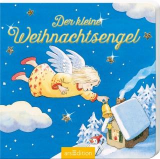 Geschenkbuch Der kleine Weihnachtsengel Vorlesebuch für die Kleinsten ab 2 Jahre