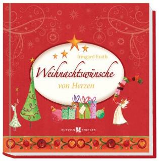 Weihnachtswünsche von Herzen, Geschenkbuch Christliche Bücher