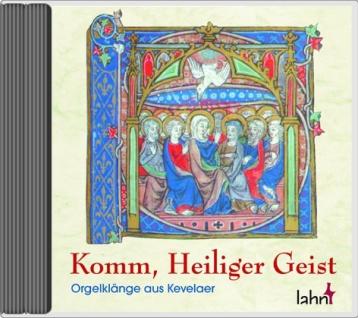 CD Komm, Heiliger Geist, gregorianische Kompositionen