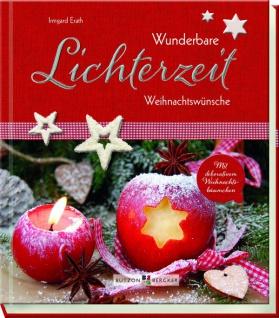 Wunderbare Lichterzeit mit Tannenbaum zum Aufstellen Christliche Bücher