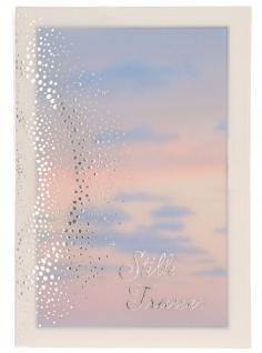 Trauerkarte Irmgard Erath 6 St Kuvert Seidenfutter Transparent-Umleger Ewigkeit
