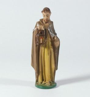 Tiroler Krippe Josef handbemalt bunt 15 cm Krippen Figur Weihnachten - Vorschau
