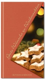 Gute Wünsche zu Weihnachten Einsteckfach für Geldgeschenk Christliche Bücher