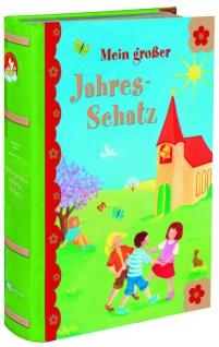 Mein großer Jahresschatz, Bilderbuch Christliche Bücher