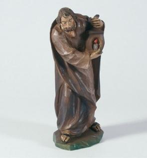 Krippenfigur Josef Malsiner Krippe 18 cm Krippen Figur Weihnachten
