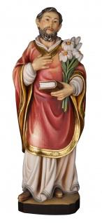 Heiliger Philipp Neri Holzfigur geschnitzt Südtirol Schutzpatron