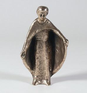 Josef, Bronze 14 cm Gelenberg-Krippe