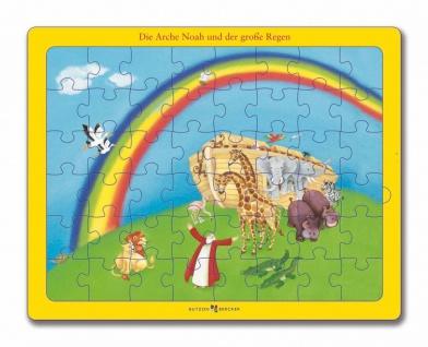 Puzzle Die Arche Noah und der große Regen Christliche Bücher