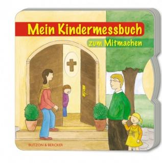 Mein Kindermessbuch zum Mitmachen, Entdeckungsreise Christliche Bücher