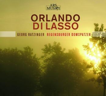 Olando di Lasso, Geistliche und weltliche Chorwerke