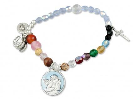 Armband Leben Heilige Jungfrau Maria Ø 8, 5 cm Christlicher Armschmuck