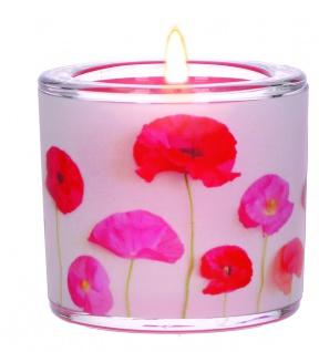 Glaswindlicht Die schönsten Teelicht Kerzenhalter Geschenkbox Glas für Windlicht