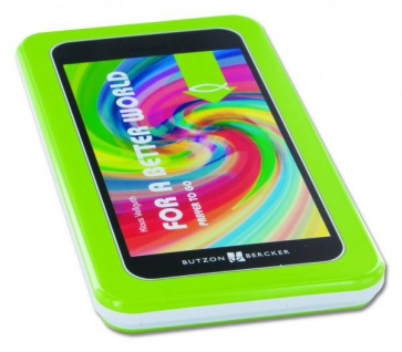 For a better World, Smartphone-Metallbox 24 Gebetskarten