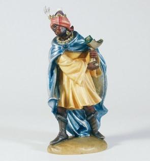 Krippenfigur König Mohr Mesner-Krippe 22 cm Krippen Figur Weihnachten