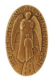 Handschmeichler Schutzengel Sei behütet Bronze Schutzengel Geschenke