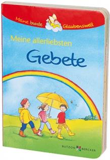 Meine allerliebsten Gebete Gebetbuch Franz Hübner Kinderbuch