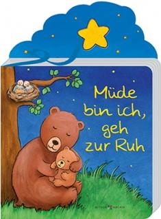 Müde bin ich, geh zur Ruh Kinderbuch Kinderbuch Kindergebete