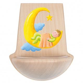 Kinderweihkessel Sei beschützt Tag und Nacht 11 cm Weihwasserbecken