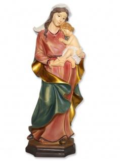 Madonna mit Kind 40 cm Mutter Gottes Statue Marienfigur