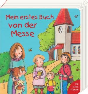 Mein erstes Buch von der Messe Kinderbuch Vera Marquardt