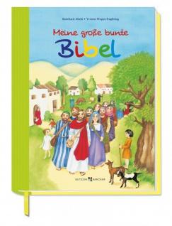 Buch zur Kommunion Meine große bunte Bibel Geschenk für Jungen und Mädchen