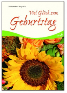 Geschenkbuch Viel Glück zum Geburtstag