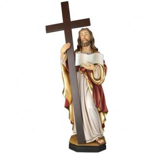 Passions-Christus Holzfigur geschnitzt Südtirol