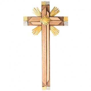 Kreuz Unikum Holzkreuz geschnitzt Südtirol Kruzifix