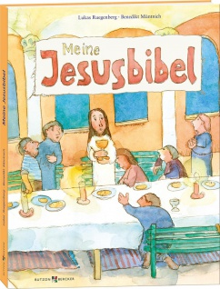 Meine Jesusbibel Kinderbuch Erstkommunion Jesu Bibelgeschichten Kinder