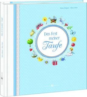 Hochwertiges Album für Jungen, Das Fest meiner Taufe Christliche Bücher